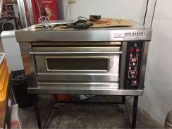 Pizza Gas Oven Sell And Service (jb)