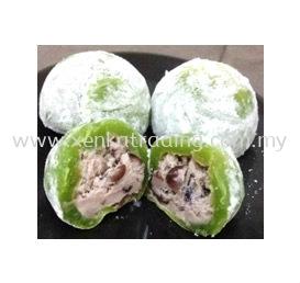 日式麻籽 -绿茶忌廉红豆