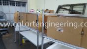 Aluminium Sliding Drawer Aluminium furniture