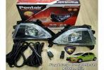 PENTAIR FULL SET PR-638 IRIZ 2014 FOG LAMP (S/N:002021) Fog Lamp / Spotlight Automotive Lightning