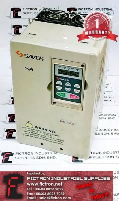 SA-4075D SAVCH 13.7kVA Inverter Repair Service Malaysia