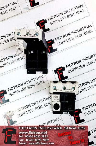 AB65-XEZ XTOBXDIND EATON MOELLER Separate Mounting Overload Relay Supply Malaysia Singapore Thailand Indonesia Philippines Vietnam Europe & USA