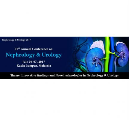12th Annual Conference on Nephrology & Urology 2017