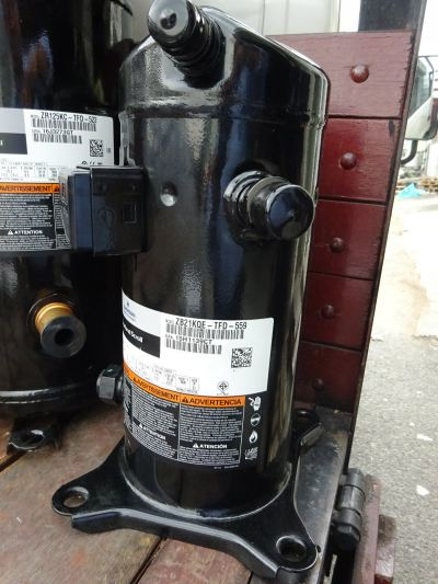 COPELAND Scroll Compressor (ZB 2 - 15 HP)