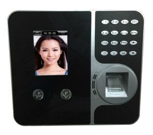 Biometric Face Recognition Machine Access Control Time Attendance System