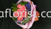 VBF12 - FROM RM130.00 Valentine Bouquet