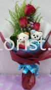 VBF25 - FROM RM138.00 Valentine Bouquet