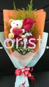 VBF29 - FROM RM130.00 Valentine Bouquet