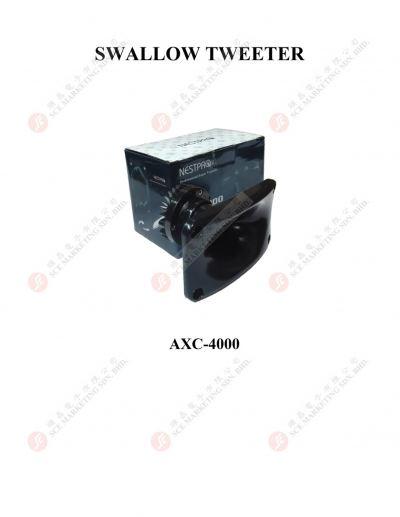 SWALLOW TWEETER AXC-4000