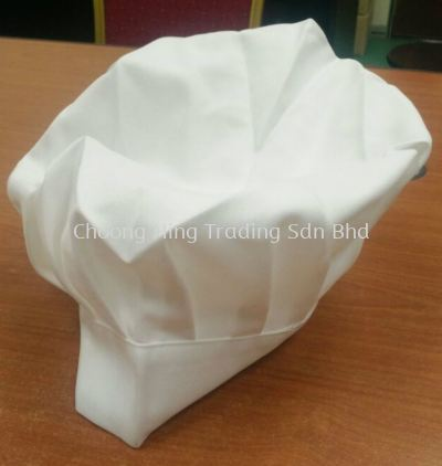 Polyester Cook Hat