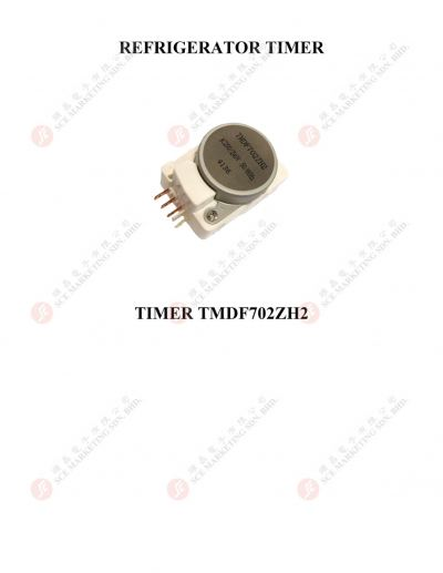 DEFROST TIMER TMDF702ZH2