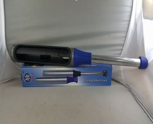 HDL-838A STEERING WHEEL LOCK (S/N:002129)