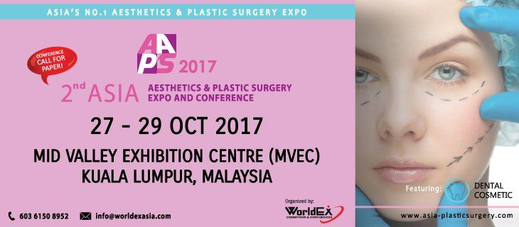 2nd Asia Aesthetics & Plastic Surgery Expo (AAPS) October 2017