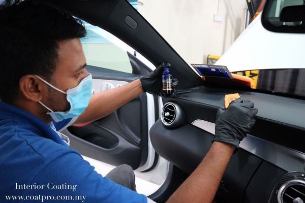 Interior Coating