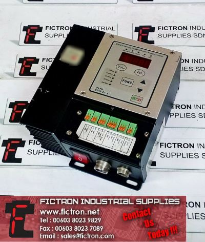 SDVC31-L Variable Digital Controller for Vibratory Feeder Supply & Repair Malaysia Singapore Thailand Indonesia Philippines Vietnam Europe & USA