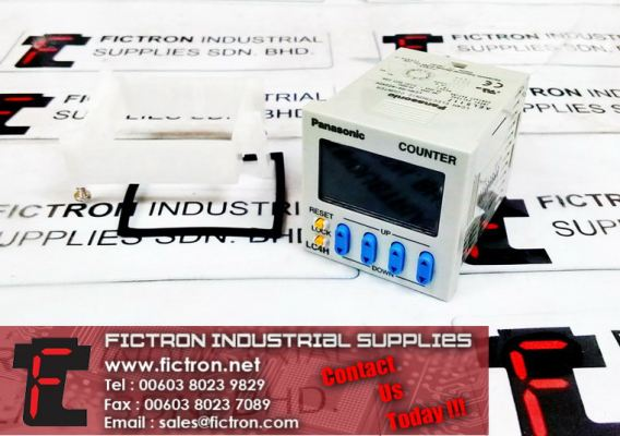 LC4H-R4-AC240V AEL5117 PANASONIC LC4H Electronic Counter Industrial Counter Module Supply Malaysia Singapore Thailand Indonesia Philippines Vietnam Europe & USA