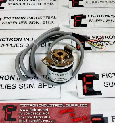 LHE-428-1024 DC5V Rotary Encoder Supply Malaysia Singapore Thailand Indonesia Philippines Vietnam Europe & USA