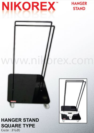 31035-HANGER STAND-SQUARE TYPE