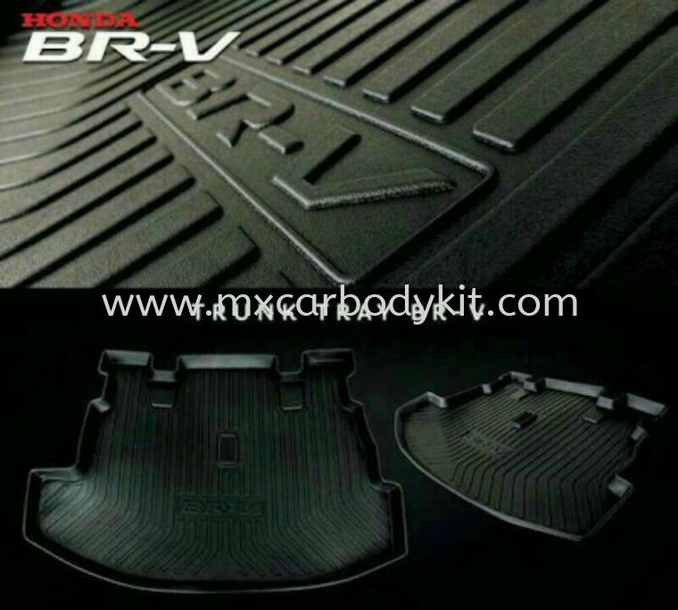 HONDA BR-V CARGO TRAY BOOTH TRAY / CARGO TRAY ACCESSORIES AND AUTO PARTS