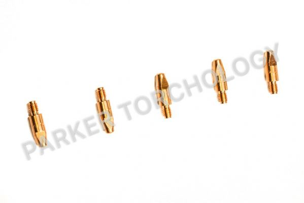 PARKER SB24 CONTACT TIP 0.8/1.0/1.2MM M6x28MM ECU