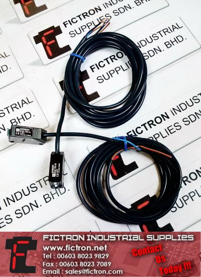 E3Z-T61 OMRON Photoelectric Switch 12-24VDC E3Z-T61-D E3Z-T61-L OMRON Sensor Supply Malaysia Singapore Thailand Indonesia Philippines Vietnam Europe & USA