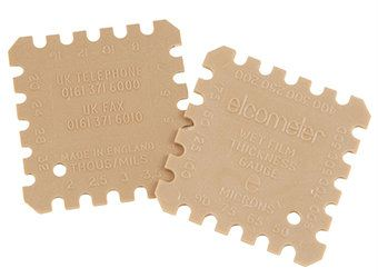 Elcometer 154 Plastic Wet Film Combs