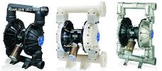 Husky 2150 Air-Operated Double Diaphragm Pumps Graco Husky Pump Pumps & Spare Parts