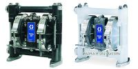 Husky 307 Air-Operated Double Diaphragm Pumps Graco Husky Pump Pumps & Spare Parts