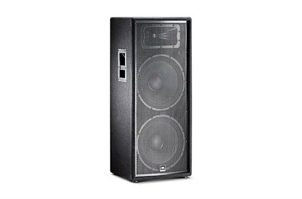 "JRX225 Dual 15"" Two-Way  Sound Reinforcement Loudspeaker System"