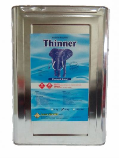 Gp Thinner Brand Elephant 10kg