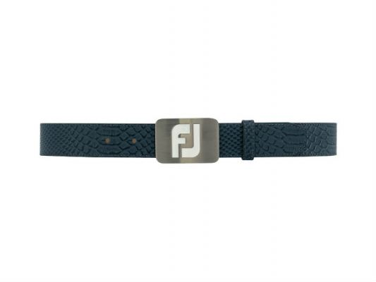 FJ Leather Belts - New Snake Print #69366 Charcoal Snake