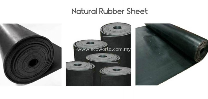 Natural Rubber Sheet-Smooth Surface