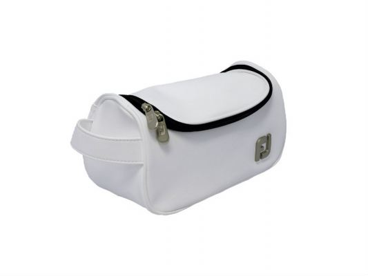 FJ Toiletry Bag #31648 White - #31648