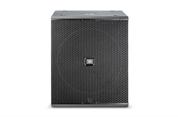 """F18S 18"""" Compact Single Subwoofer"""