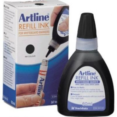 Artline 60ml Whiteboard Ink Refill