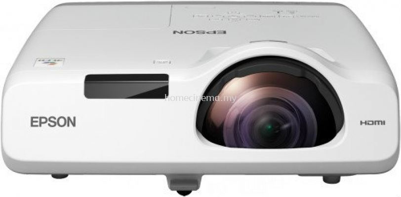 EB-520 Short-throw Projector