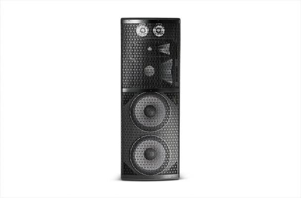 "MD49 High Power 4-Way Loudspeaker with 2 x 15"" LF Driver"