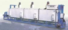 Continuous Type Hot Air Circulating Aluminum Ingot Heating Furnace Continuous Type Hot Air Circulating Aluminum Ingot Heating Furnace Heat Treatment Furnace
