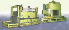 Continuous Type Pallet Die Heating Furnace Continuous Type Pallet Die Heating Furnace Heat Treatment Furnace