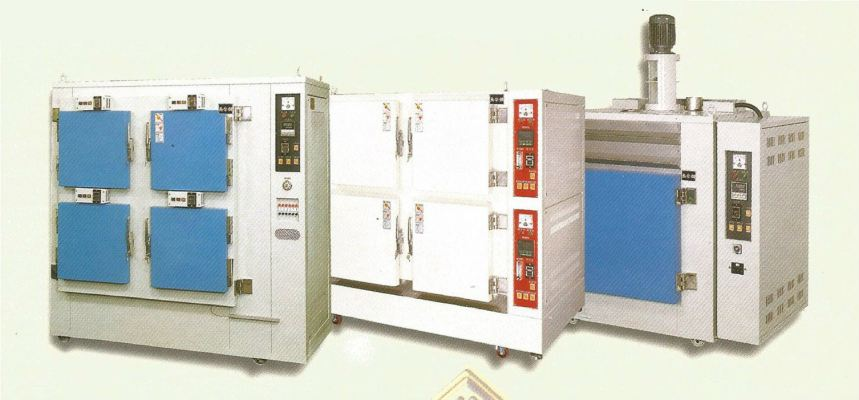 Low Temperature Box Type Multi-door Hot Air Circulation Heating Furnace