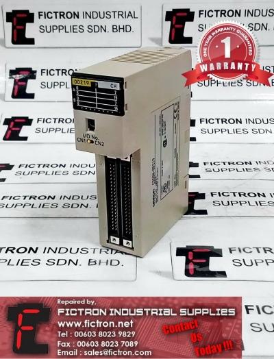 Repair Service Malaysia - C200H-0D219 OMRON PLC I/O Module Output Unit Singapore Indonesia Thailand