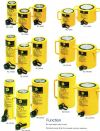 RC Hydraulic Cylinder Hydraulic Equipments