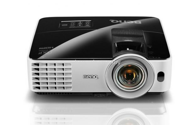 MX631ST Small-Space Business DLP Projector