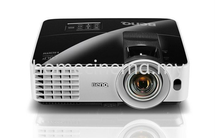 MX631ST Small-Space Business DLP Projector BenQ Projector
