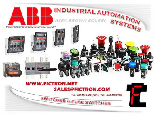 1SCA022424R3190 OA2L11 ABB Switch Supply Malaysia Singapore Thailand Indonesia Philippines Vietnam Europe & USA