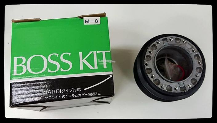 M-8 RACING HUB SPORT BOSS KIT WIRA/PUTRA (S/N:000765)