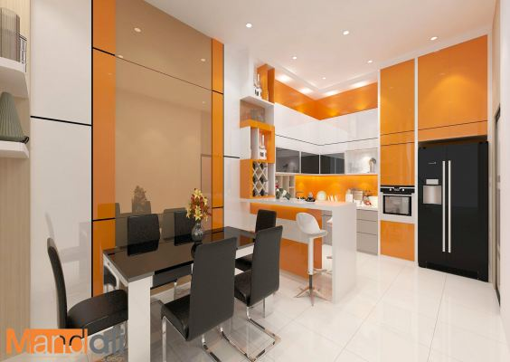Kitchen Design Austin Height
