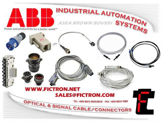 1SAJ929140R0003 CDP15-FBP.030 Ext.cable (Male / Female) ABB Cables Supply Malaysia Singapore Thailand Indonesia Philippines Vietnam Europe & USA