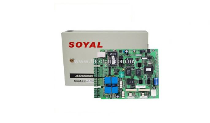AR716E �C Soyal 16 Reader Interface
