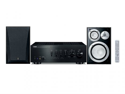 Yamaha Hi-Fi Package A-S801+ NS-6490